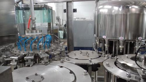 Mineral Water Plant - Fully Automatic Rotary Pet Bottle