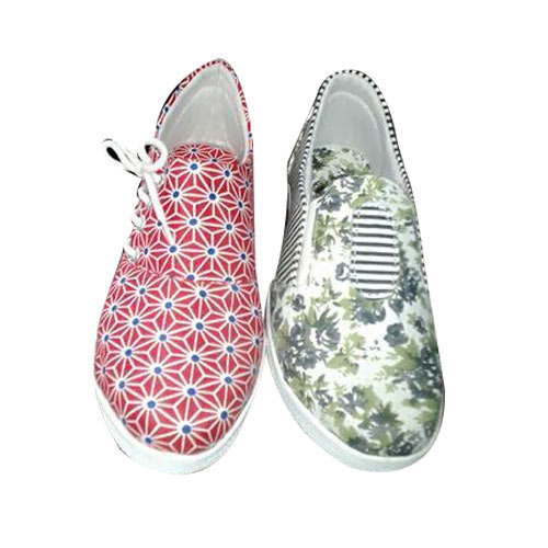 927a920ded81 Ladies Designer Canvas Shoes at Rs 170  pair