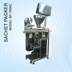 Ss Pouch Packing Machine