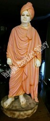 Marble Swami Vivekanand Statue