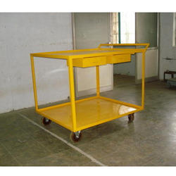 Lab Trolley with Drawers