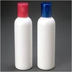 Round Shampoo Bottle