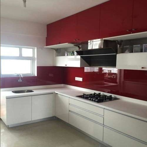 Pvc Modular Kitchen Manufacturer From: L Shaped Modular Kitchen, Plastic Furniture And Modular