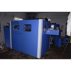 GS MACHINERY Water Bottle Making Machine, 24 Kw, Capacity: 1800-2000 Pc Per Hours