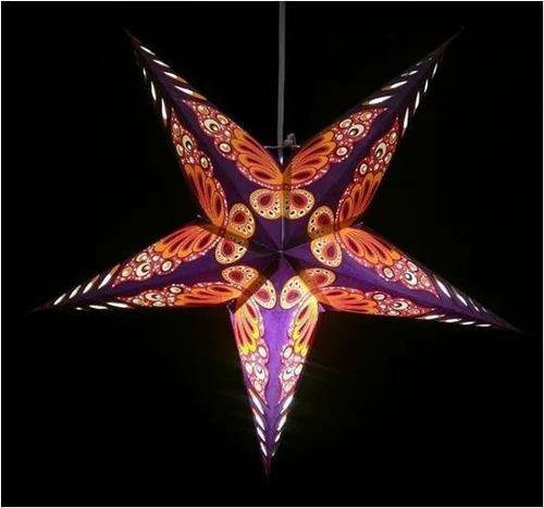 Handmade Paper Star