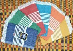 Multicolor Cotton High Quality Fancy Towel, Size: 30*60