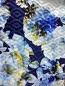Quilt Jacquard Fabric Sublimation Printing