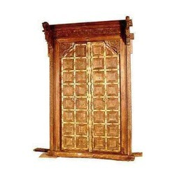 Teak Wood Doors At Best Price In India