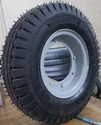Tyres for Sugarcane Juice Machine Cart