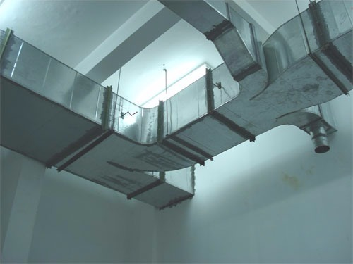 Ac Duct System