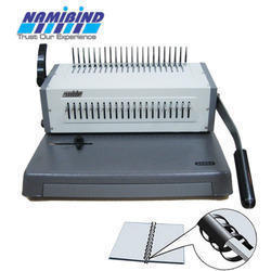 M TT350 Namibind Heavy Duty Electric Comb Binding Machine