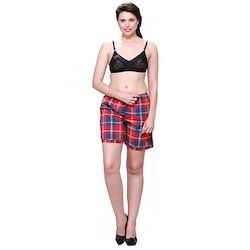 Ladies Boxer Shorts