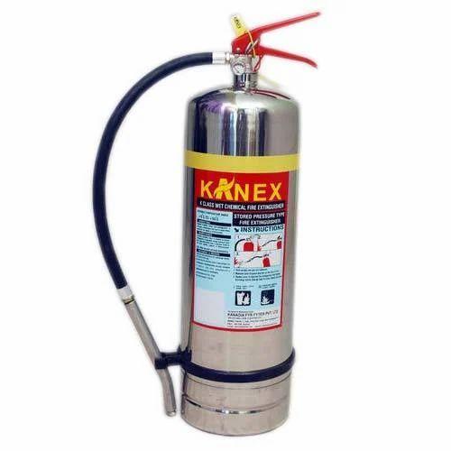 4 Ltr Kitchen Fire Extinguisher at Rs 9200 /piece   Kitchen Fire ...