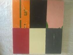 Multicolored PVC Boards