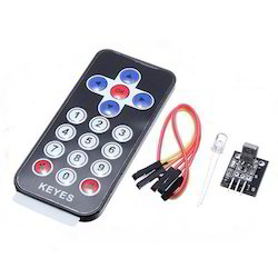 IR Wireless Remote Control Arduino