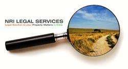 Land Search Service