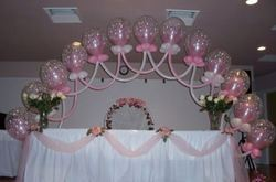 Flower And Balloon Decoration