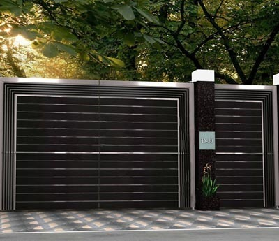 Stylish SS Main Gate. Stylish Ss Main Gate  SS Gate   Dream Home  Kanpur   ID  12560320073