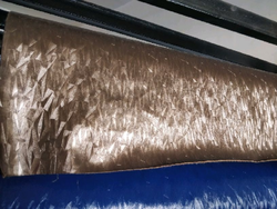 Golden Leather Car Seat Cover