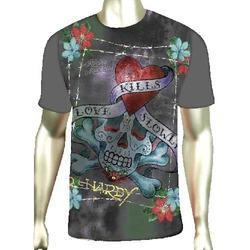 Digital Printing For T-shirt Fabrics