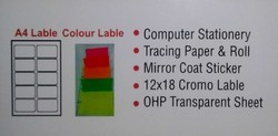 Printing Materials Suppliers