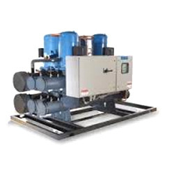 United cooling system Water Cooled Scroll Chiller, Automation Grade: Automatic, Pipe and tube