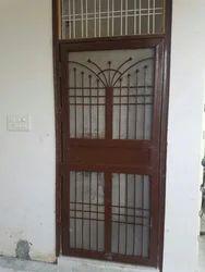 Jali Iron Door