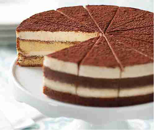 Awe Inspiring Tiramisu Cake Half Kg Birthday Cakes In Mumbai Joy Delights Funny Birthday Cards Online Necthendildamsfinfo