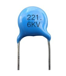 High Voltage Ceramic Capacitor Manufacturers, Suppliers & Exporters