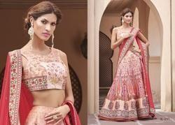 Digital Printed Gown & Lehenga Choli