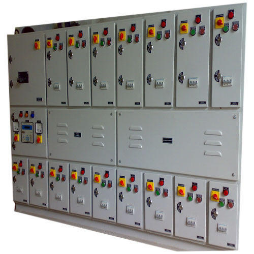 Motor Control Center Panels Manufacturer From