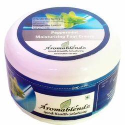 Aromablendz Peppermint Foot Cream