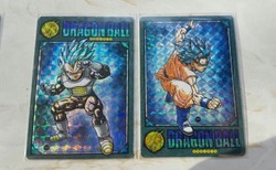 Holographic Films For Promotional Cards