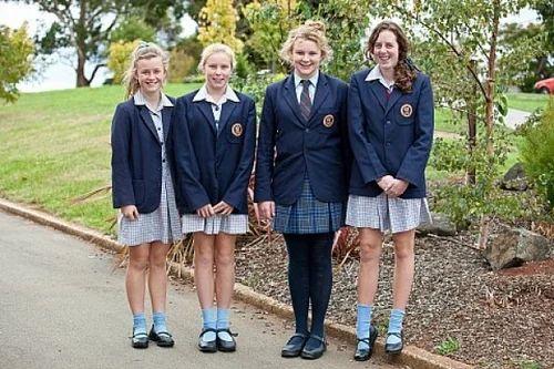 College Uniform - Girls College Uniform Manufacturer From -5761