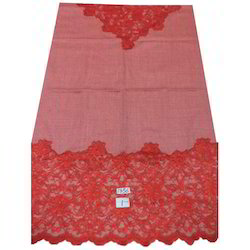 Red Lace Shawls