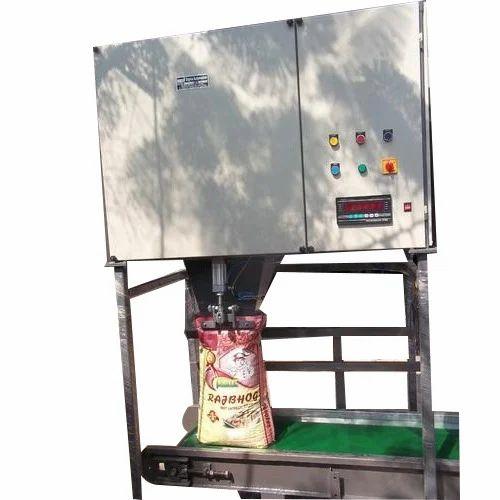 Fertilizer Bag Packaging Machine - Organic Fertilizer