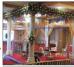 Gate decoration service in sarangpur ahmedabad id 14887952588 wedding stage decoration service junglespirit Images