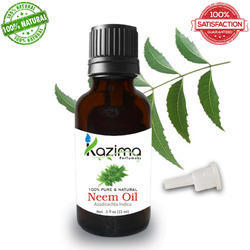 KAZIMA Neem Essential Oil (15ML) - 100% Pure, Natural