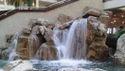Fiber Indoor Water Falls