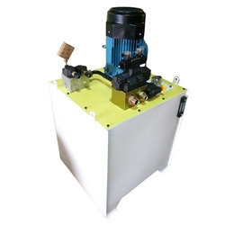 Hydraulic Power for  Special Purpose