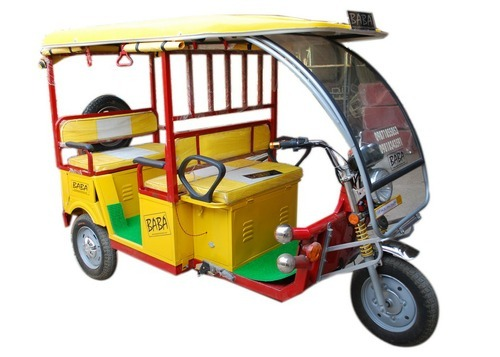 Battery Auto 3 Wheeler Rickshaw