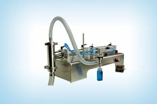 Semi Automatic Liquid Filling Machine