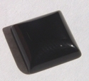 Black Onyx Square Cabochons