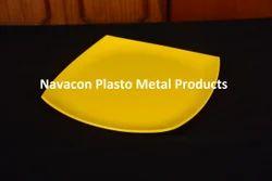 Acrylic/PC Square Plate