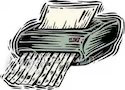 Paper Shredding / Data Destruction Service