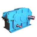 Four Stage Helical Gearbox
