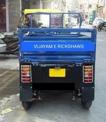 E Rickshaws Loader