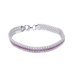 Ultra Light Drisa 925 Sterling Silver Bracelet