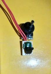 Full Rotary Electronic fan regulator circuit