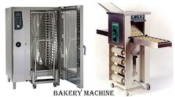 Automatic Bread/ Rusk / Biscuits Making Machine